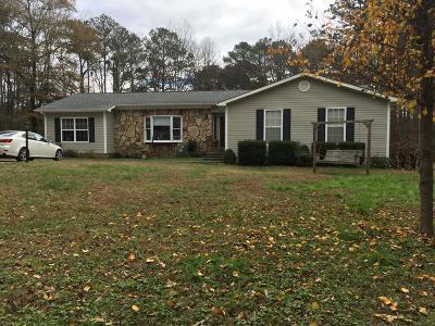 Dalton Single Family Home For Sale: 3264 NE Underwood Road