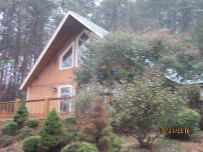 Single Family Home For Sale: 640 Henry Ross Road