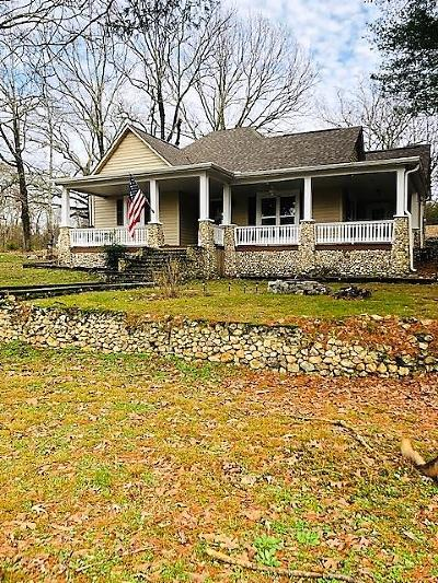 Ringgold Single Family Home For Sale: 40 Pursley Drive