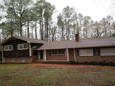 Chatsworth, Eton Single Family Home For Sale: 921 Fort Mountain Drive