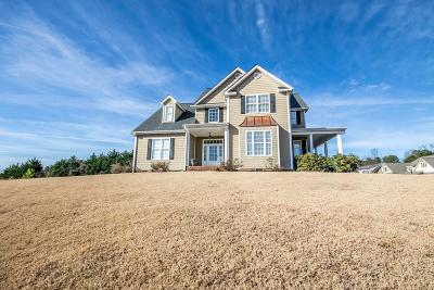 Cohutta, Varnell Single Family Home For Sale: 317 Highland Pointe Drive