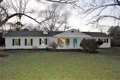 Dalton Single Family Home For Sale: 538 W Broadacre Road NW