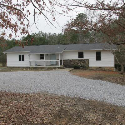 Chatsworth, Eton Single Family Home For Sale: 447 McEntire Road
