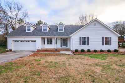 Ringgold Single Family Home For Sale: 138 Detha Lane