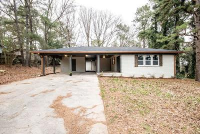 Rocky Face, Tunnel Hill Single Family Home For Sale: 303 Harper Valley Drive