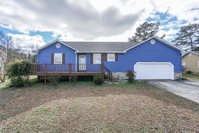 Ringgold Single Family Home For Sale: 523 Smoketree Circle