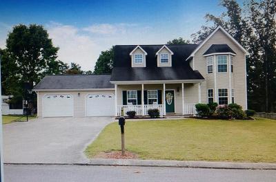 Ringgold Single Family Home For Sale: 29 Joshua Farms Lane