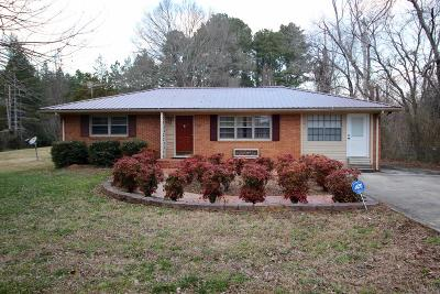 Dalton GA Single Family Home Sold: $139,900
