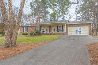 Dalton Single Family Home For Sale: 1206 Vanderbilt Drive
