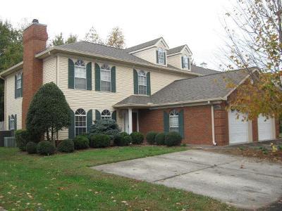 Dalton Single Family Home For Sale: 1707-47 Willow Oak Lane