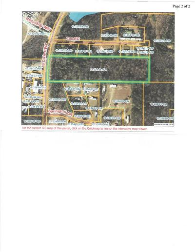 Chatsworth, Eton, Cohutta, Varnell, Dalton, Ringgold, Rocky Face, Tunnel Hill Residential Lots & Land For Sale: 2415 S Dixie Hwy