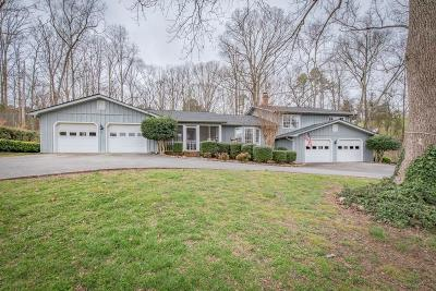 Rocky Face, Tunnel Hill Single Family Home For Sale: 2270 Coley Farm Rd