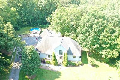 Dalton Single Family Home For Sale: 4846 Tibbs Bridge Road SE