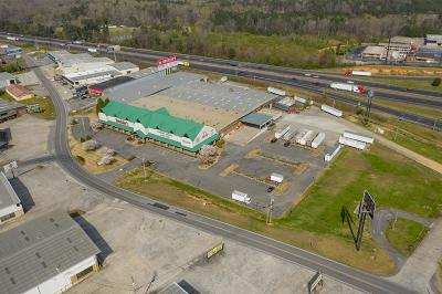 Catoosa County, Whitfield County, Murray County Commercial For Sale: 3051 Dug Gap Road