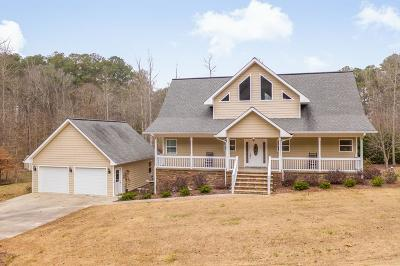 Cohutta, Varnell Single Family Home For Sale: 924 Black Bass Road