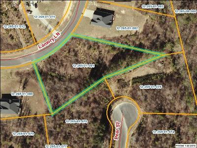 Rocky Face, Tunnel Hill Residential Lots & Land For Sale: Lot 81 Lamory Lane