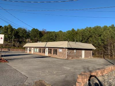 Catoosa County, Whitfield County, Murray County Commercial For Sale: 1110 Olympic Avenue