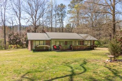 Dalton Single Family Home For Sale: 108 Bunker Hill Road