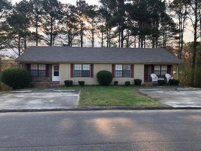 Dalton Multi Family Home For Sale: 103 Mallory Drive