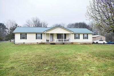 Tunnel Hill Single Family Home For Sale: 4597 Dogwood Valley Road