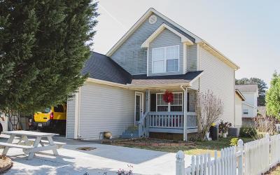 Dalton Single Family Home For Sale: 808 Battle Creek Dr