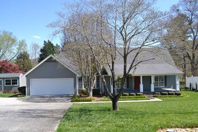 Rocky Face Single Family Home For Sale: 2610 E Lake Park Drive
