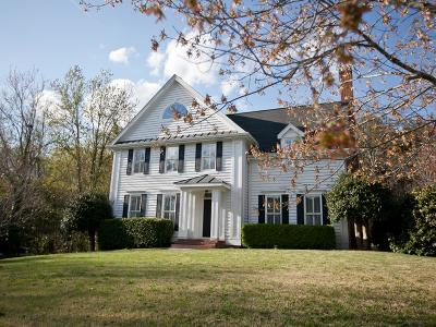 Dalton Single Family Home For Sale: 2137 Chatham Drive
