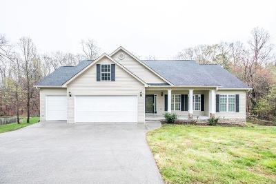 Ringgold Single Family Home For Sale: 565 Condra Road