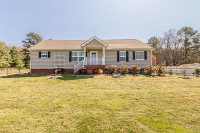Ringgold Single Family Home For Sale: 34 Singer Trail