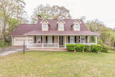 Dalton Single Family Home For Sale: 1401 Belmont Drive