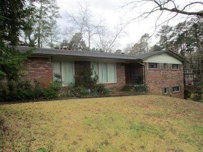 Dalton Single Family Home For Sale: 1717 Rio Vista Drive