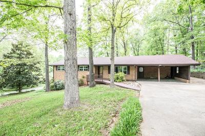 Rocky Face, Tunnel Hill Single Family Home For Sale: 2716 Brooks Drive