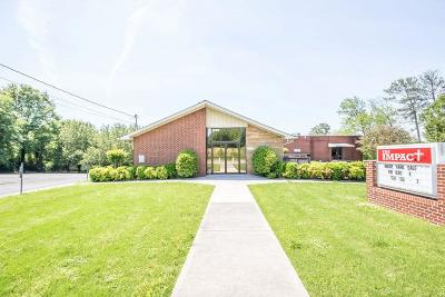 Catoosa County, Whitfield County, Murray County Commercial For Sale: 508 Sheridan Avenue