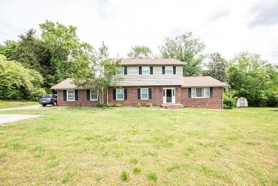 Dalton Single Family Home For Sale: 2129 Dug Gap Road