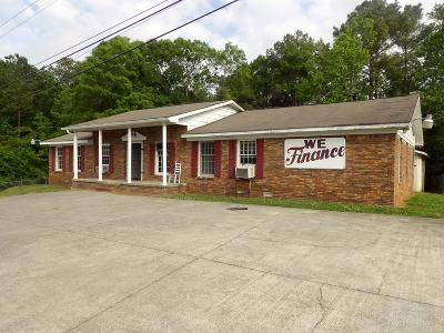 Catoosa County, Whitfield County, Murray County Commercial For Sale: 4433 Hwy 76