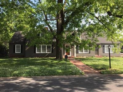 Catoosa County, Whitfield County, Murray County Commercial For Sale: 402 W Cuyler Street
