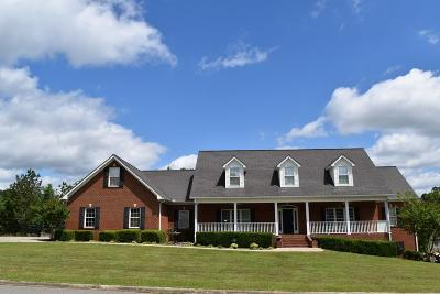 Chatsworth GA Single Family Home For Sale: $389,500