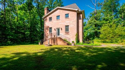 Chatsworth, Eton Single Family Home For Sale: 2339 Smyrna Church Road