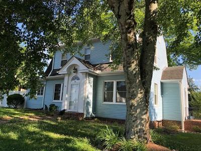 Dalton Single Family Home For Sale: 405 W Walnut Avenue