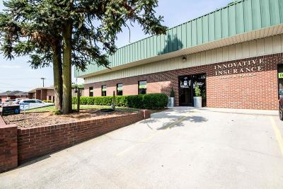 Catoosa County, Whitfield County, Murray County Commercial For Sale: 405 Hamilton Street