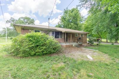 Chatsworth, Eton Single Family Home For Sale: 4303 Hwy 52 Alt