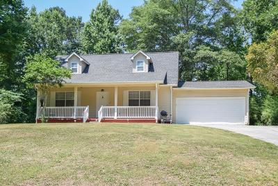 Dalton Single Family Home For Sale: 116 Monterey Drve