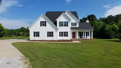 Tunnel Hill Single Family Home For Sale: 388 Smith Chapel Road