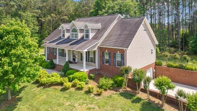 Ringgold Single Family Home For Sale: 91 Summerfield Trail