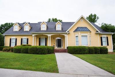 Dalton Single Family Home For Sale: 1820 Marthas Bridge Road