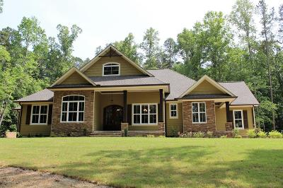 Dalton Single Family Home For Sale: 3110 Hidden Lake