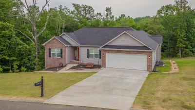 Dalton GA Single Family Home For Sale: $259,500