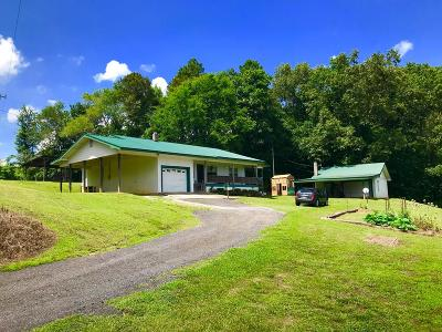 Cohutta, Varnell Single Family Home For Sale: 3874 Keith Valley Road