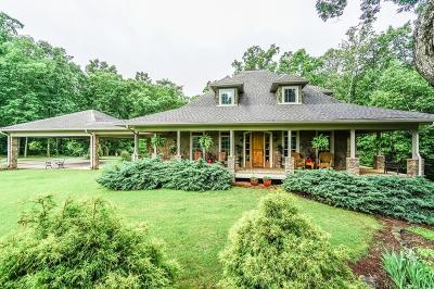 Dalton Single Family Home For Sale: 2053 NE Lower Kings Bridge Road