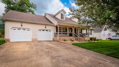 Ringgold Single Family Home For Sale: 409 Cardinal Road